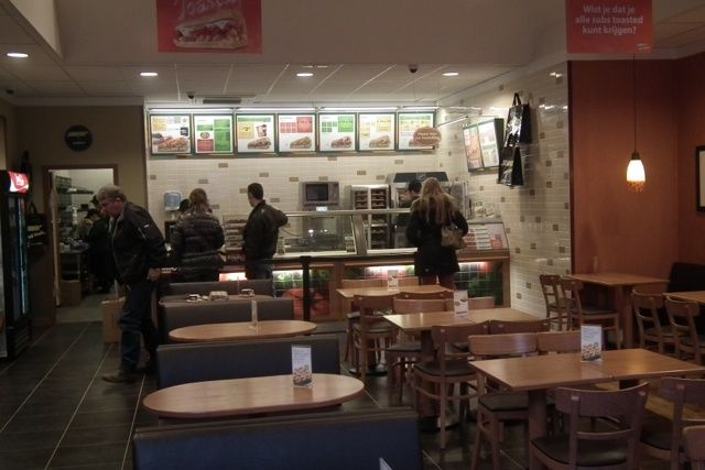 Subway in Almelo